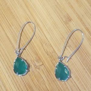 Turquoise Aquamarine Kendra Scott Dee Earring